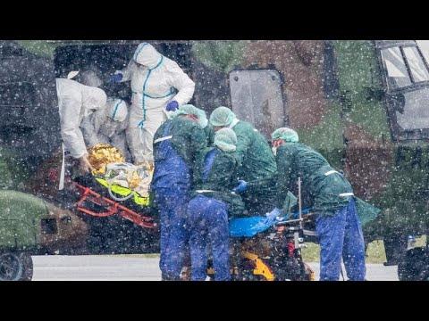 Coronavirus, solidarietà: Germania prende pazienti, Albania invia medici