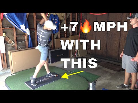 $30k Force Plate DATA Adds 7mph Club Head speed! Be Better Golf