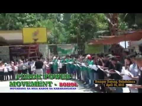 PUROK POWER MOVEMENT (PPM) IN BAYONG GUINDULMAN, BOHOL
