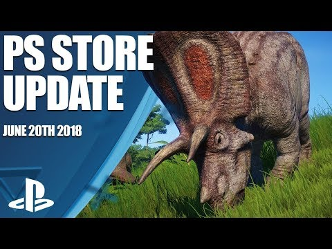 PlayStation Store Highlights - 20th June 2018