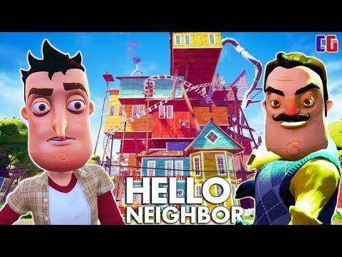 Как посмотреть привет сосед