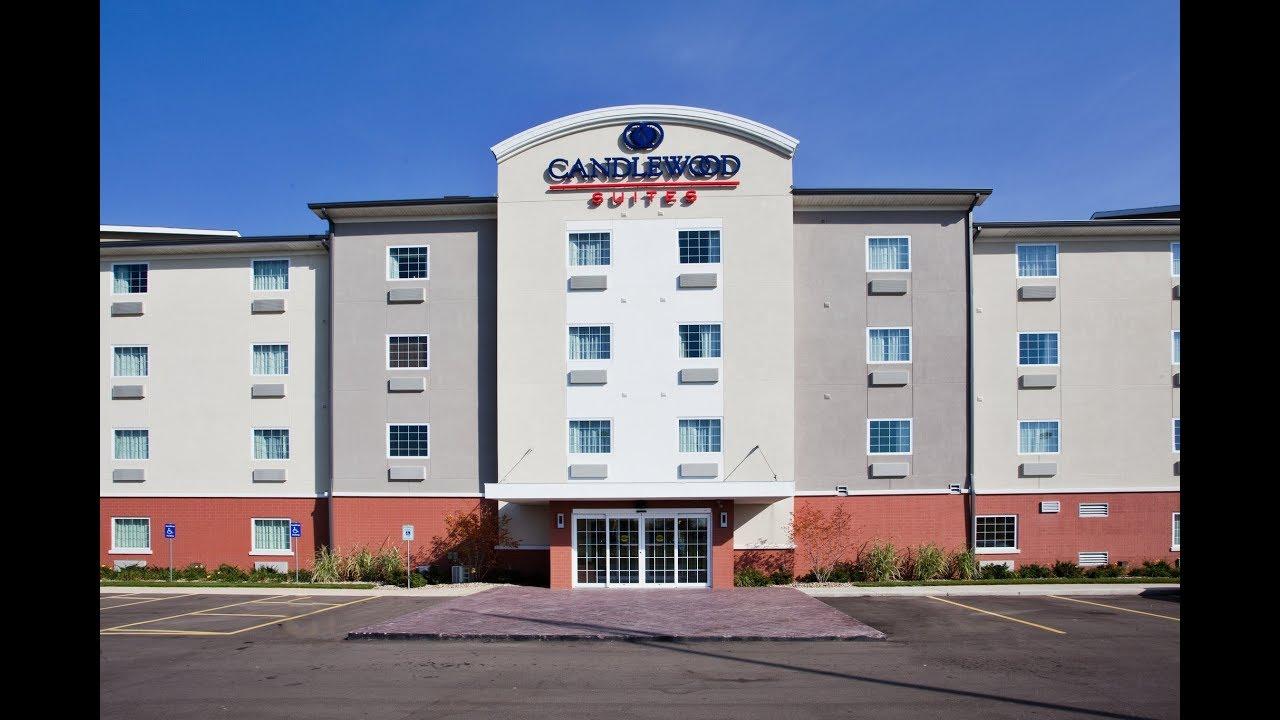 Candlewood Suites Kalamazoo 2 Stars Hotel In Michigan