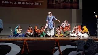Kurukshetra University Ratnawail Festival_2016 (Rituals)_ Mindblowing Performance