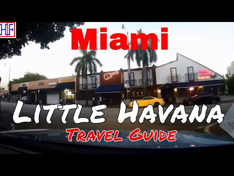 Miami | Little Havana | Travel Guide | Episode# 11