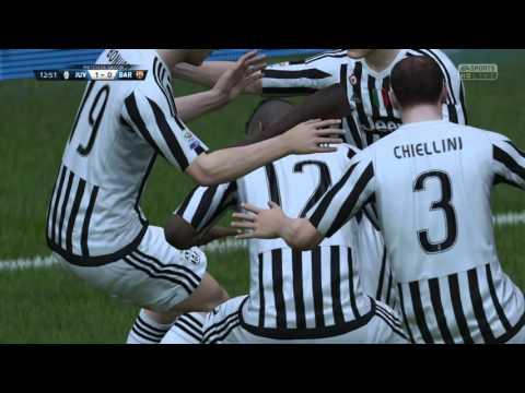 FIFA 16 Coup Franc Paul Pogba