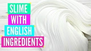 crunchy slime