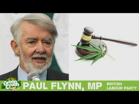 Green Crush With Alan Park - UK Labour MP Paul Flynn Interview