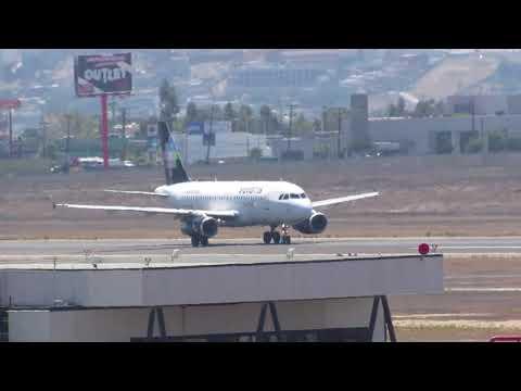 Volaris Despegando De Tijuana A Guadalajara