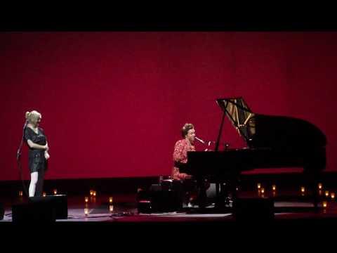 Rufus Wainwright Feat. Martha Wainwright Complainte De La Butte LIVE Boston Opera House Aug 3, 2010