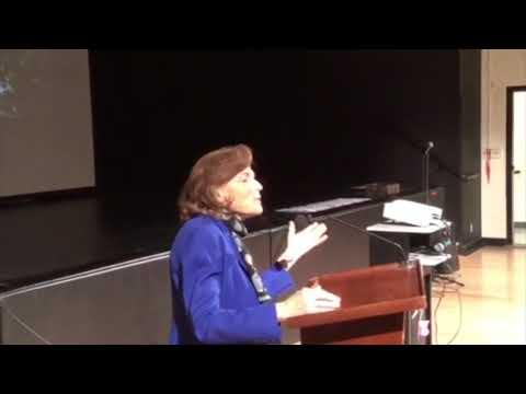 Dr. Sylvia Earle Speaking at The Hamlin School
