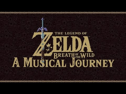 BO The Legend of Zelda : Breath of the Wild (OST bande originale)