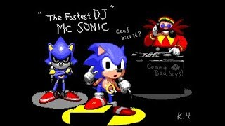 Gambar cover Sonic & Sega Audio Sampling 2: A Continued Study of Confusing Sounds