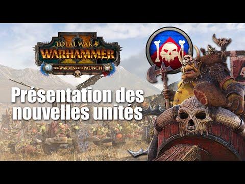 Les nouvelles unités Peaux-Vertes - The Warden and the Paunch |