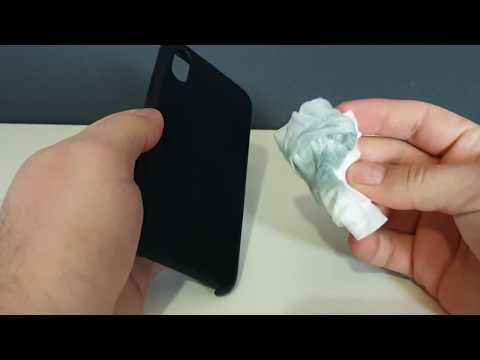 Вселился Шайтан в чехол APPLE IPhone! Токсичный оригинальный чехол для Айфона отзыв IOS Leather Case