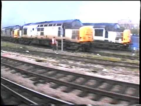 HST entire train journey: London Paddington - Newport (Casnewydd)