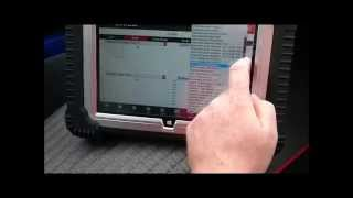 Fiat Grande Punto Auto-Scan and Actuations with a Foxwell GT80 Diagnostic System