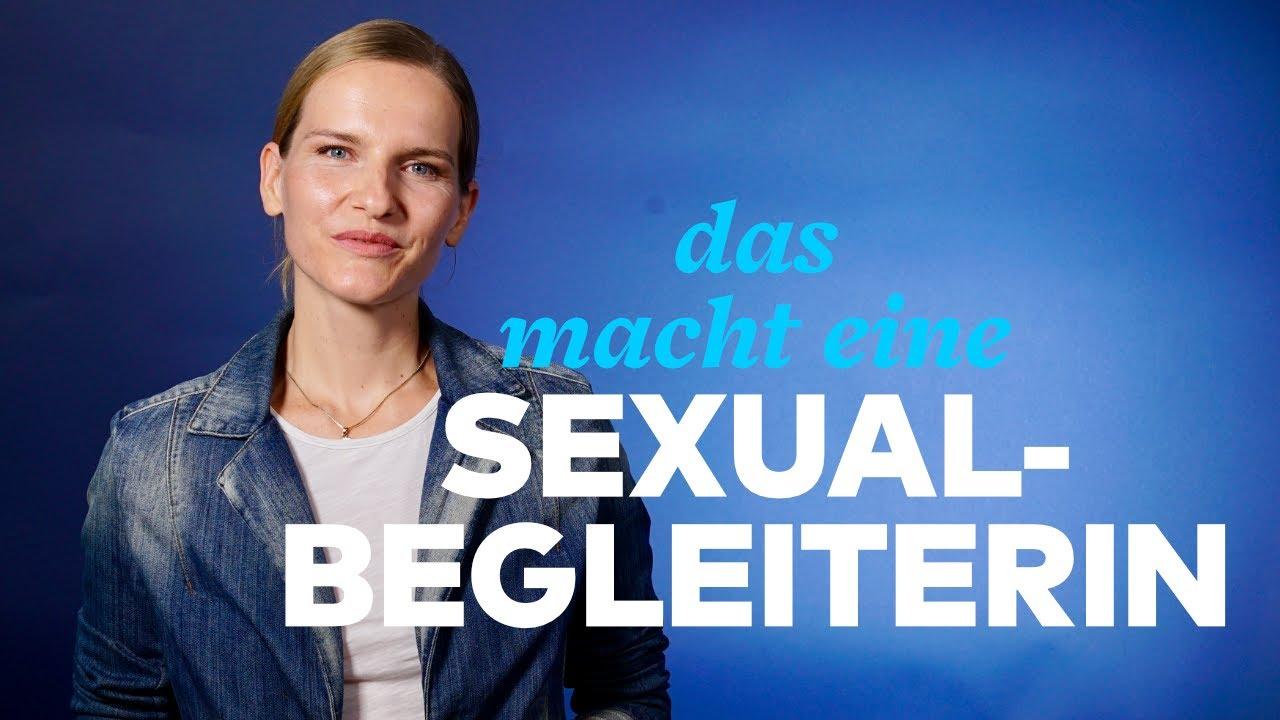Das macht eine SEXUALBEGLEITERIN   Felicitas über Sex mit
