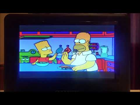 Dvd Reaction Opening To The Simpsons Movie 2007 Uk Dvd Youtube