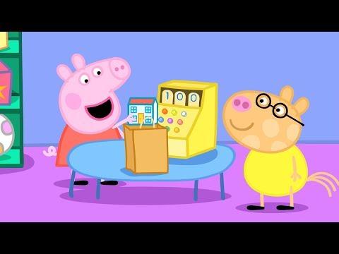 Peppa Pig Portugus Brasil | Compilation 14 | HD | Desenhos Animados