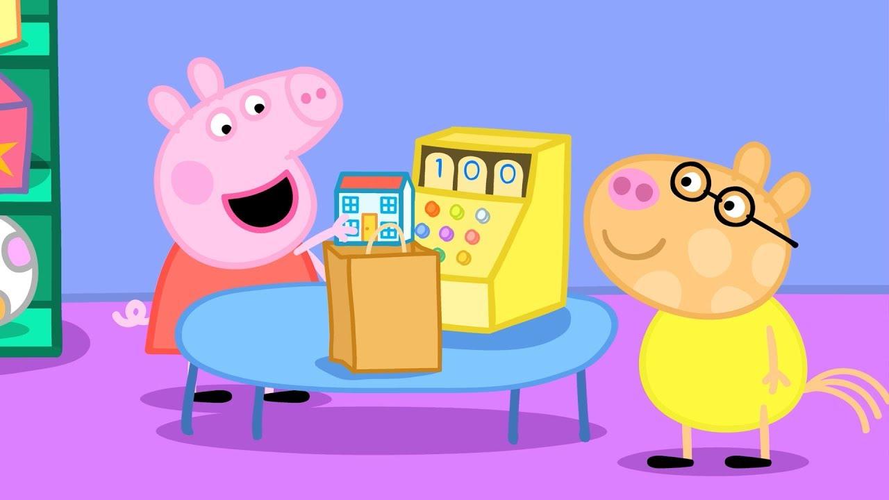 Peppa Pig Português Brasil Compilation 14 Hd Desenhos Animados