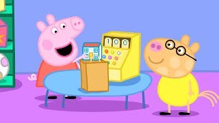 Peppa Pig Português Brasil | Compilation 14 | HD | Desenhos Animados