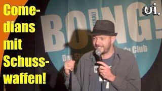 Comedians mit Schusswaffen (Boing Comedy Club)