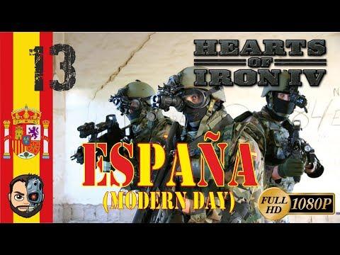 NOS PREPARAMOS PARA VISITAR MAURITANIA XD T5#13 - HoI IV (Modern Day) - 1080p Gameplay en ESPAÑOL