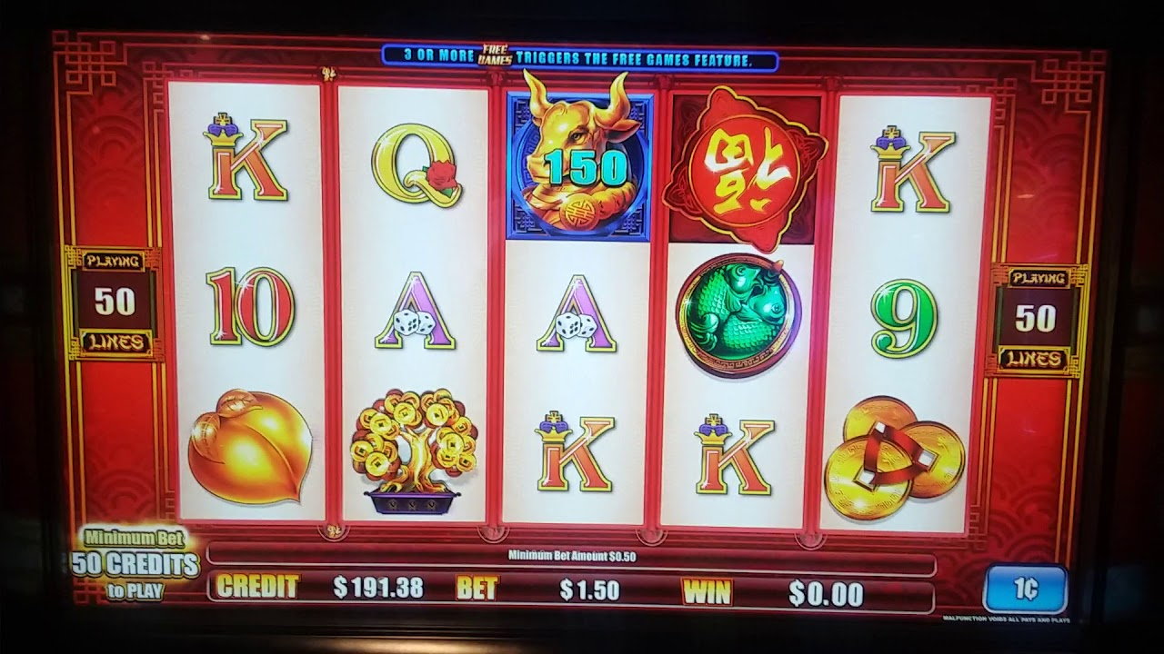 Slot Games With Bonus Features