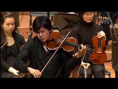 Stefan Jackiw / Mendelssohn / Violin Concerto in E minor Op.64 I.Allegro molto appassionato part1