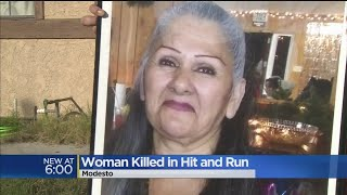 Woman Killed In Hit And Run
