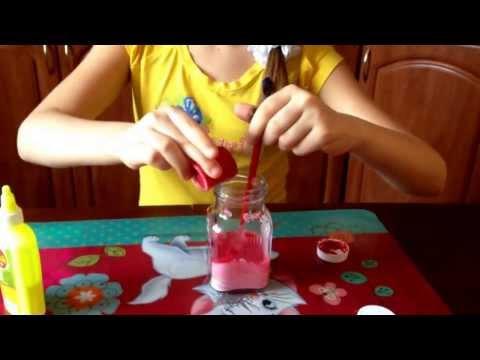 Как сделать умный пластилин