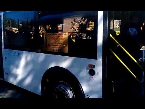 Новые автобусы в Симферополе