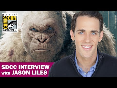 Rampage | Interview with Jason Liles at SDCC 2018