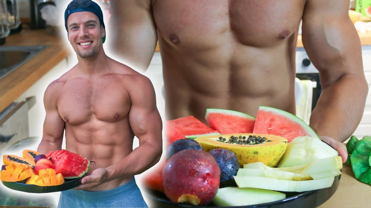 raw vegan diet for muscle