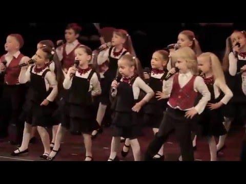 """Детский хор """"Имена Продакшн"""" – """"Веселый ветер"""" (Я Верю 2015)"""