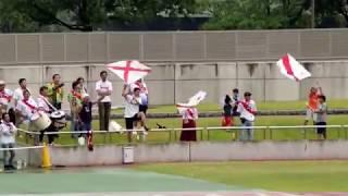 2017年6月25日 刈谷vs岐阜SECOND ウェーブスタジアム刈谷 「Pride」