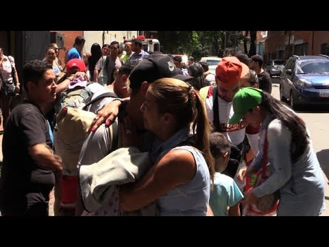 Disillusioned Venezuelans opt to leave crisis-wracked country