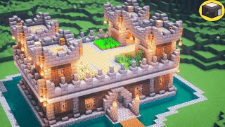 Minecraft: How to Build a CASTLE  Minecraft Building Ideas