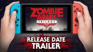 Zombie Army Trilogy – Release Date Trailer | Nintendo Switch