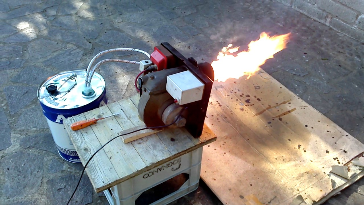 Bruciatore Gasolio Riello 373M