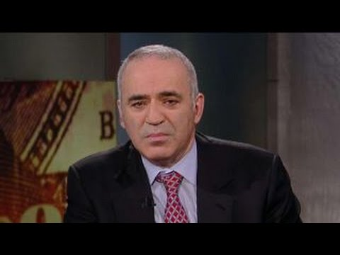 Garry Kasparov: Putin has an interest in Trump