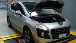 Peugeot 3008 1.6 turbo/ Reprogramação da central / Nascarchips