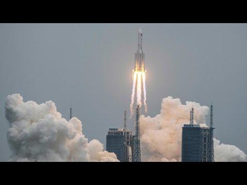 ترقب لموعد ومكان سقوط الصاروخ الصيني الخارج عن السيطرة وبكين تستبعد تسببه بأضرار  - نشر قبل 4 ساعة