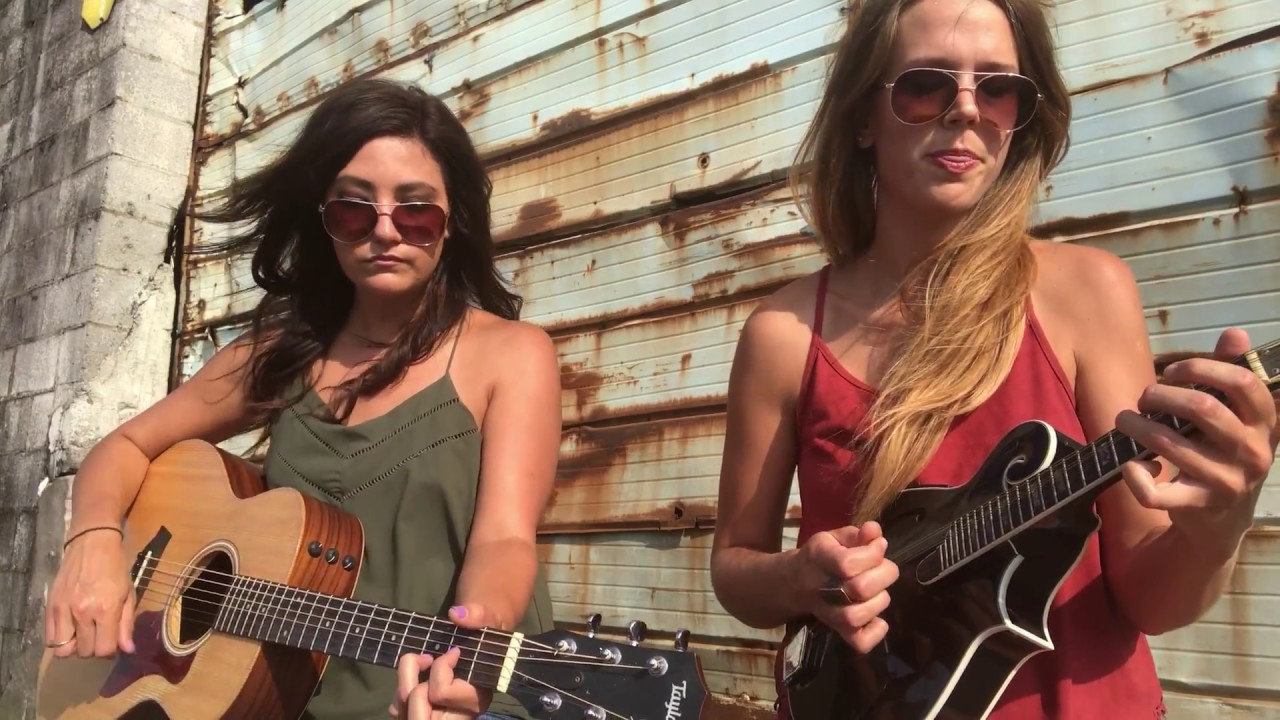 Hurt Me Bad- Patty Loveless cover Dairy Daughters