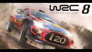 Прохождение WRC 8 FIA WORLD RALLY CHAMPIONSHIP #4