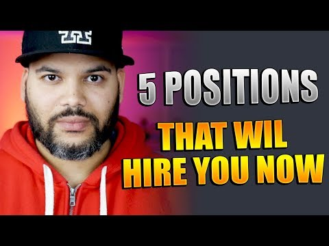 5 Job Positions You Can Get Hired While Learning To Code | Webmaster | Content Editor