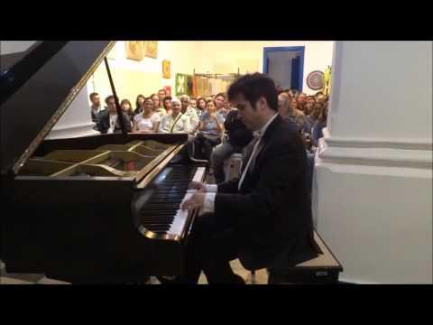 Série Jovens Pianistas - Luis Rabello: Variações sobre um tema de Paganini em estilo brasileiro