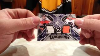 BBB#86 2013-14 UPPER DECK SPX HOCKEY HOBBY BOX BREAK + ice pack give away