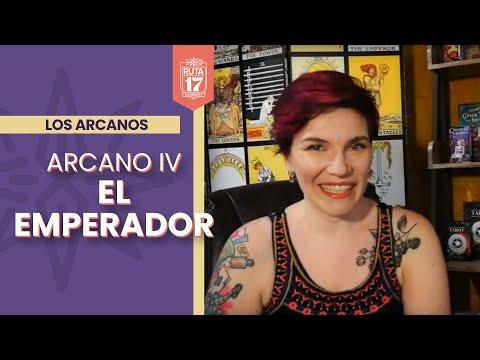 Arcano IV: El Emperador || TAROT