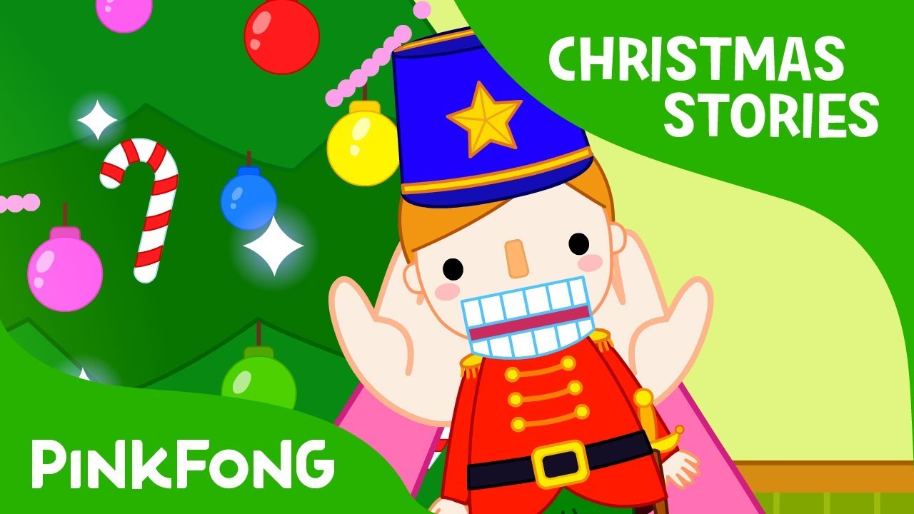 The Nutcracker | Christmas Story | Pinkfong Stories for Children